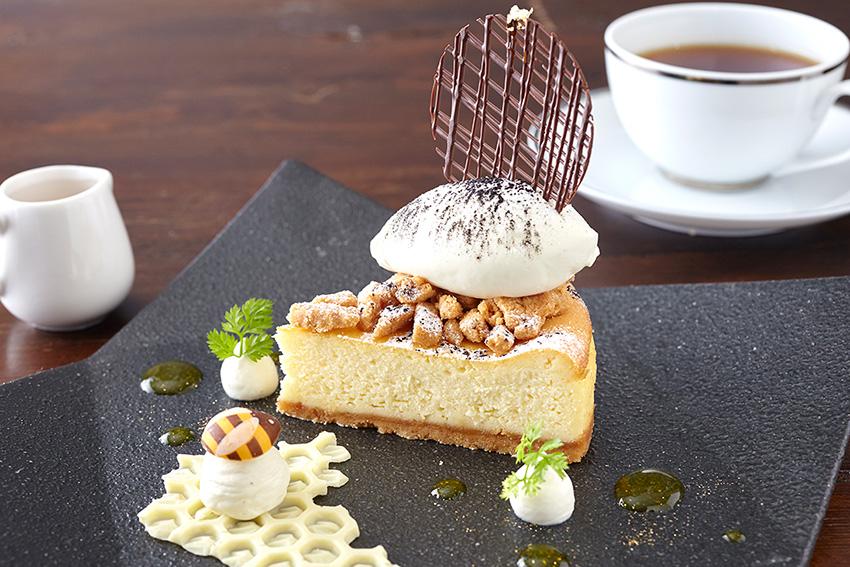 鎌倉ベイクドチーズケーキ〜マスカルポーネと丸窓ショコラ〜